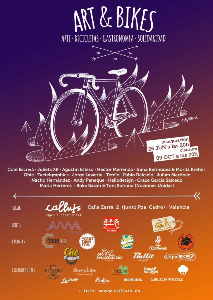 art&bikes