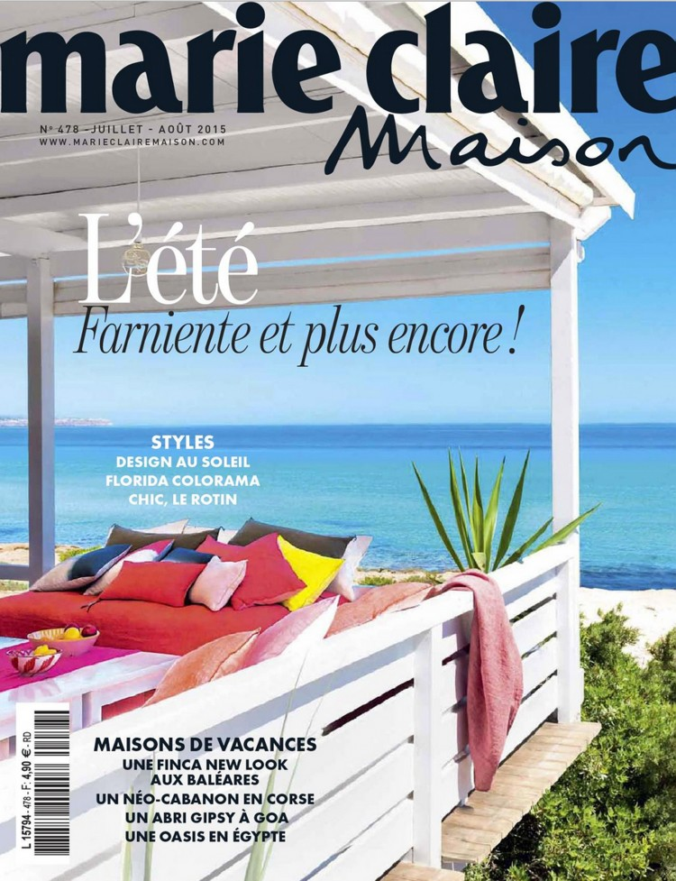 studio inma berm dez marie claire maison france. Black Bedroom Furniture Sets. Home Design Ideas