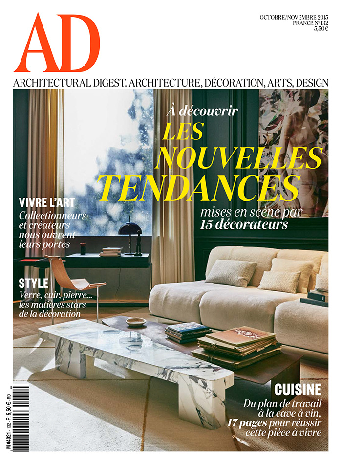 ad FRANCE 132_cover